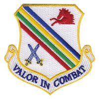 The 354th Fighter Wing (354 FW) Custom Patches
