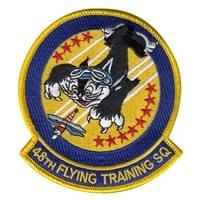 48th Flying Training Squadron (48 FTS) Custom Patches