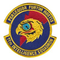 11 IS Hurlburt Field, FL U.S. Air Force Custom Patches