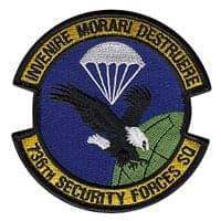 736 SFS Patches