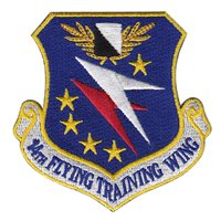 Columbus AFB Custom Patches