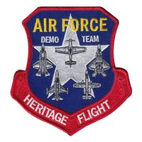 USAF Demo Team Patch