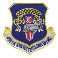 459th Air Refueling Wing (459 ARW) Custom Patches
