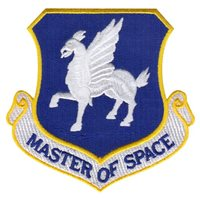 Schriever AFB Custom Patches