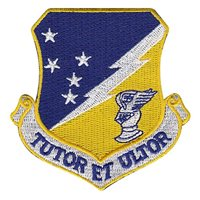 Holloman Air Force Base Custom Patches