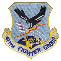 477 FG Patches