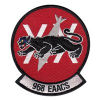 968th EAACS Patches