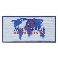 D3 Air & Space Operations (D3ASO) Custom Patches