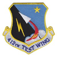 Edwards Air Force Base Custom Patches