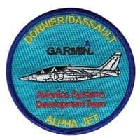Garmin Patches