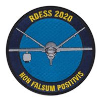 General Atomics Patches