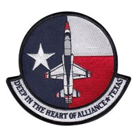Alliance Aviation Patches