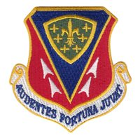 Mt. Home AFB Custom Patches