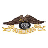 Moto Club Almijara Patches