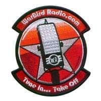 Warbird Radio Custom Patches