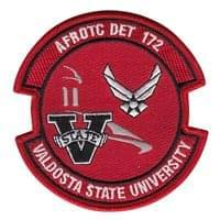 AFROTC Det 172 Valdosta State University (AFROTC Det 172 VSU) Custom Patches