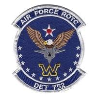 AFROTC Det 752 Wilkes University (AFROTC Det 752 WU) Custom Patches