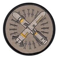 Marine Aerial Refueler Transport Squadron 252 (VMGR-252) Custom Patches