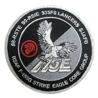 F-15SG Custom Patches