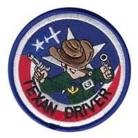 T-6A Texan II Custom Patches