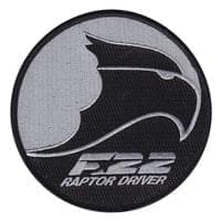 F-22 Custom Patches
