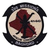 AH-64 Custom Patches