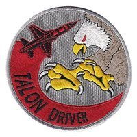 T-38 Custom Patches