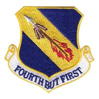 Seymour Johnson AFB Custom Patches