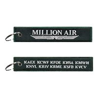 Million Air Custom Patches