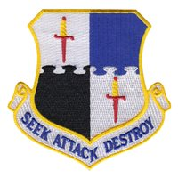 Spangdahlem AB Custom Patches