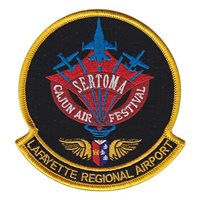 Custom Air Show Patches