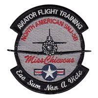 Aviator Flight Training Custom Patches