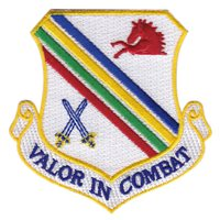 Eielson Air Force Base Custom Patches