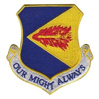 Davis-Monthan AFB Custom Patches