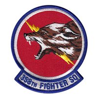 358th Fighter Squadron (358 FS) Custom Patches
