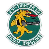 Osan AB Custom Patches