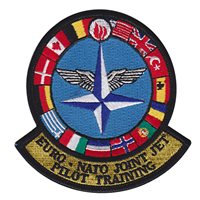 Sheppard AFB Custom Patches