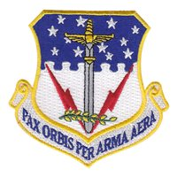 F.E. Warren Air Force Base Custom Patches
