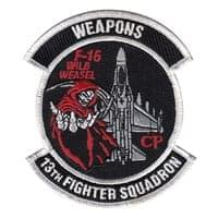 13th Fighter Squadron (13 FS)