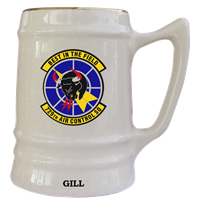 Hill AFB Custom Squadron Mugs