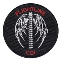 Flightline Collateral Duty Inspector (CDI) Custom Patches