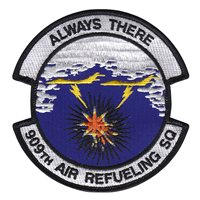 909 ARS Patches