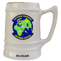 Robins AFB Custom Squadron Mugs