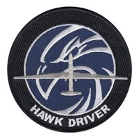 Grand Forks Air Force Base Custom Patches