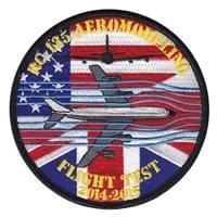 645 AESS Custom Patches