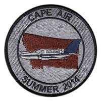 Cape Air Custom Patches