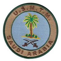 United States Military Training Mission (USMTM Saudi Arabia) Custom Patches