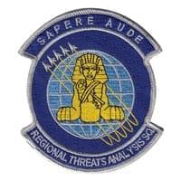 SMRP Regional Threats Custom Patches