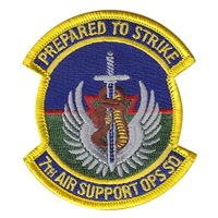 Ft Bliss Custom Patches