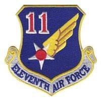 11 AF Patches
